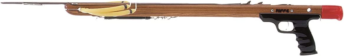 supreme Riffe Mahogany Competitor Weekly update Speargun Series