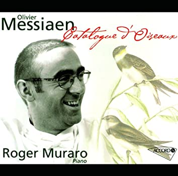 Messiaen: Catalogue d'oiseaux