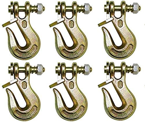 BA Products Cheap mail order shopping G8-200-38-x6 Set Purchase of 6 3 Lock Twist 80 Gra Grade 8