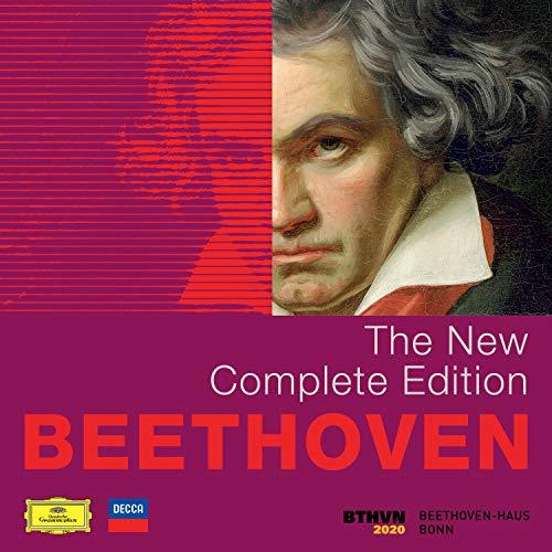 Die neue Gesamtedition (Die offizielle Edition in Zusammenarbeit mit dem Beethoven-Haus Bonn auf 118 CDs + 2 DVDs + 3 Blu-ray Audio Discs)