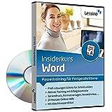Word Insiderkurs - Powertraining für Fortgeschrittene | Lernen Sie Schritt für Schritt die effiziente Dokumentbearbeitung z.B. mit Vorlagen, Gliederungen und der Serienbrief-Funktion [optimierte Anleitungen für Word 2010, 2013, 2016 und 2019] [1 Nutzer-Lizenz]