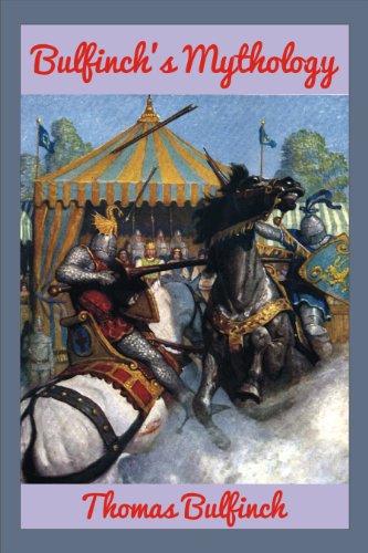 Bulfinch's Mythology: All Volumes (Illustrated)