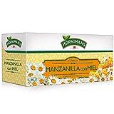 HORNIMANS infusión manzanilla con miel estuche 25 bolsitas
