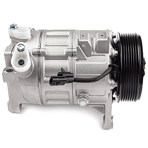 ECCPP AC Compressor fit for 2007 2008 2009 2010 2011 2012 for N-issan Altima 3.5L CO 10868C