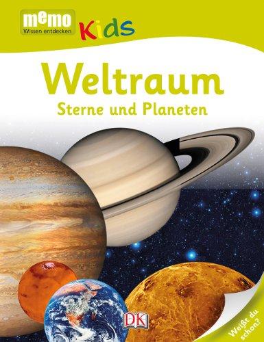 memo Kids. Weltraum: Sterne und Planeten