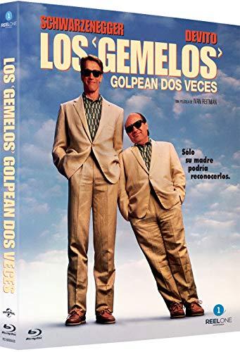 Los Gemelos Golpean Dos Veces (Twins) [Blu-ray]