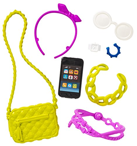 Barbie Fashion Accessories Pack - Tech Trends