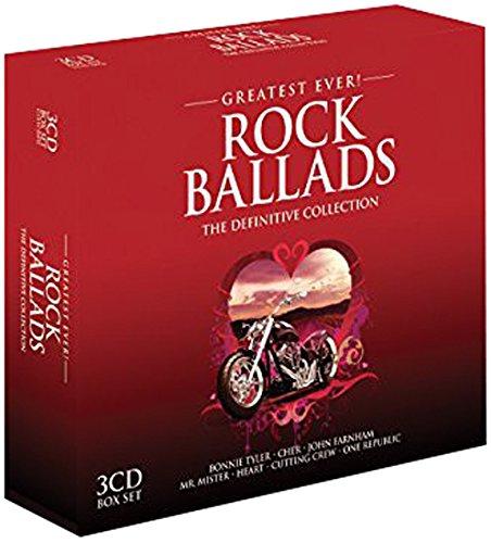 Greatest Ever Rock Ballads / Various