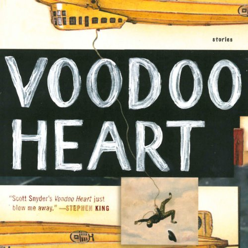 Voodoo Heart audiobook cover art