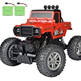 RC Car 1/18 Scale High Speed Off Road Race Car 4WD Reomte Control