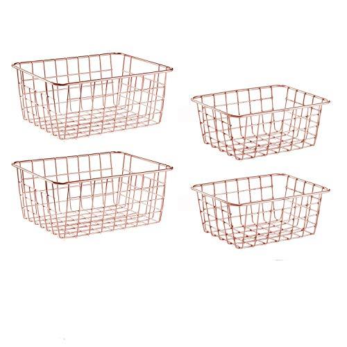 wire basket freezer - 8