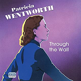 Through the Wall audiobook cover art