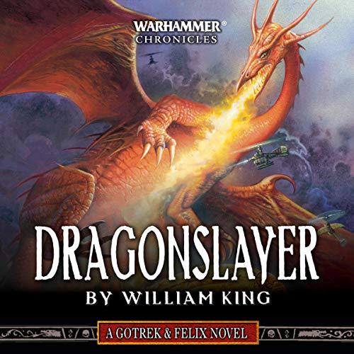 Couverture de Dragonslayer