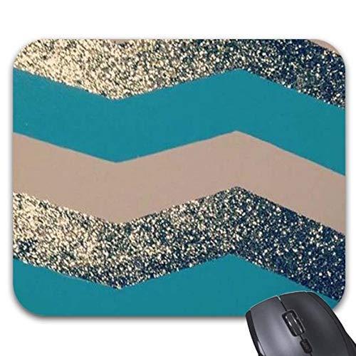 Glitter Wandfarbe Mauspad - stilvolles Bürocomputerzubehör