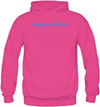 Tommery Women's Prince Royce Logo Logo Long Sleeve Sweatshirts Hoodie