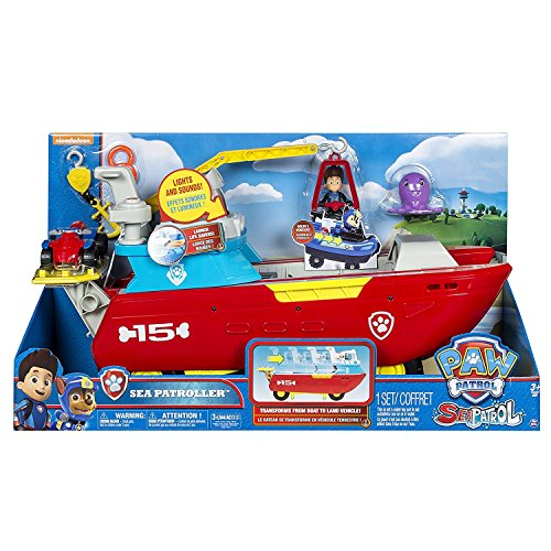 Paw Patrol Mission Cruiser + Racers