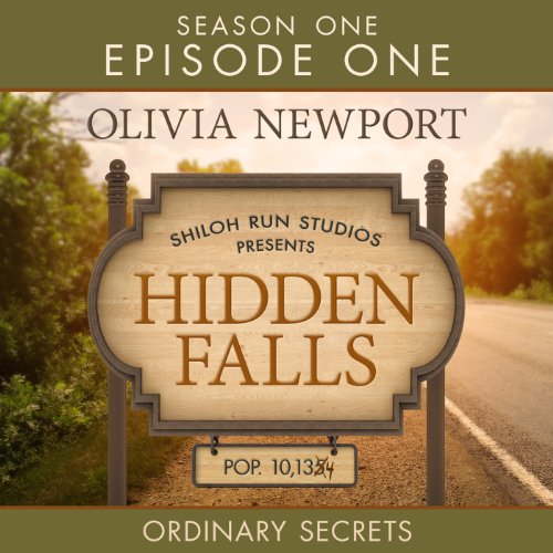 Hidden Falls: Ordinary Secrets  audiobook cover art