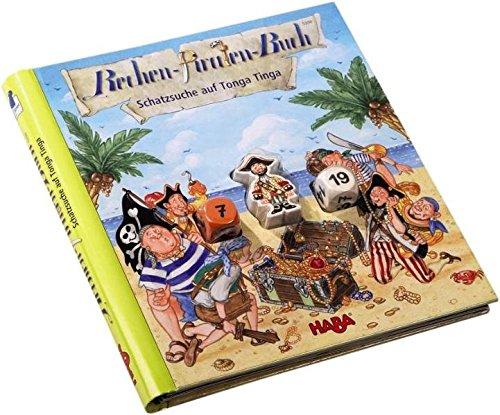 Rechen-Piraten-Buch: Schatzsuche auf Tonga Tinga