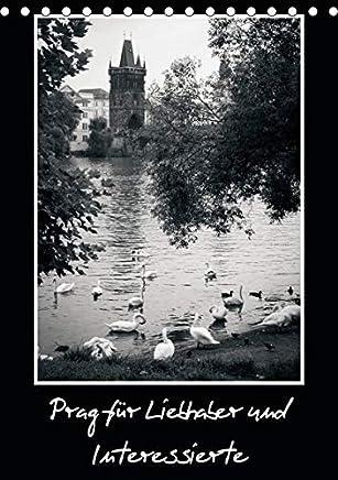 Prag für Liebhaber und Interessierte (Tischkalender 2020 DIN A5 hoch): Schwarz-Weiß-Fotografien von Prag (Monatskalender, 14 Seiten )