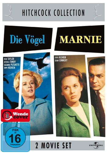 Hitchcock-Collection: Die Vögel / Marnie [2 DVDs]