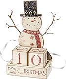 Top 10 Primitive Snowmans