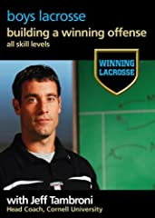Are Your Offensive Players Ready to Start Working as a Team? In his third DVD, Coach Jeff Tambroni shares the secrets to getting your offensive players to work together as a single unit, reducing seemingly complex concepts to a few universal rules. F...