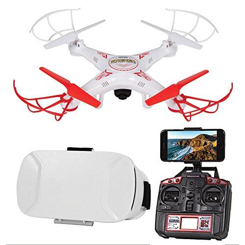 Striker 33841 Drone, Remote Control Camera, Live Video Feed - Quantity 6