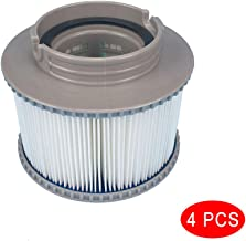 Adealink 1/2/4pcs Filter Cartridges Strainer for All Models Hot Tub Spas Swimming Pool for MSPA
