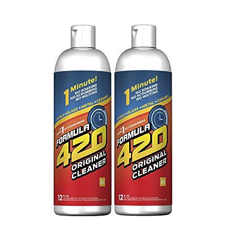 Formula 420 Cleaner - Pyrex, Glass, Metal and Ceramic - 12 Oz....