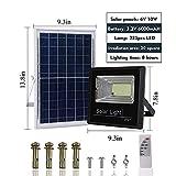 Zoom IMG-1 faretto solare da esterno con