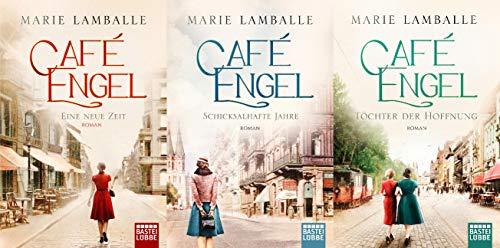 Café Engel Band 1-3 plus 1 exklusives Postkartenset