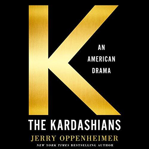 The Kardashians audiobook cover art