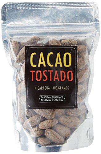 Fabrica de Chocolate Momotombo Fave di Cacao Tostate Non Pelate - 100 g
