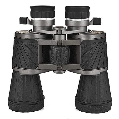 Vioaplem 10X50 Telescopio De Los Prismáticos HD Profesional Ocular Calidad Ruso Militar Binoculares De Visión Nocturna Caza LLL