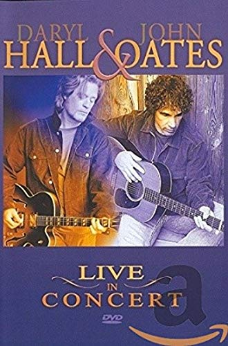 Daryl Hall & John Oates - Live in Concert (+ Audio-CD)