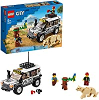 LEGO City Safari Off-Roader 60267 Off-Road Toy, Cool Toy for Kids
