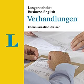 Verhandlungen - Kommunikationstrainer (Langenscheidt Business English) Titelbild