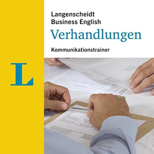 Verhandlungen - Kommunikationstrainer (Langenscheidt Business English) Titelbild