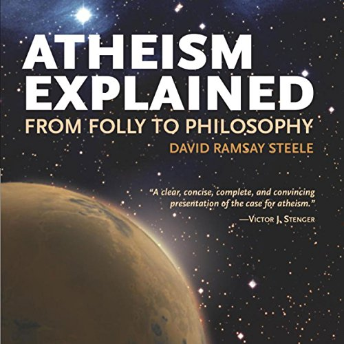 Atheism Explained audiobook cover art