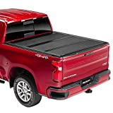 UnderCover ArmorFlex Hard Folding Truck Bed Tonneau Cover | AX32004 | Fits 2002 - 2018, 2019-21 Classic Dodge Ram 1500 6' 4' Bed (76.3')