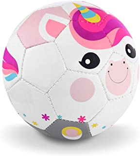 Daball Kid/Toddler Soccer Ball, Pump Included