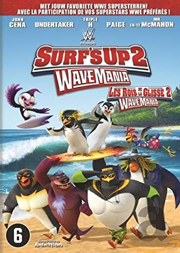 Surf's Up 2 - Wave Mania (1 DVD)