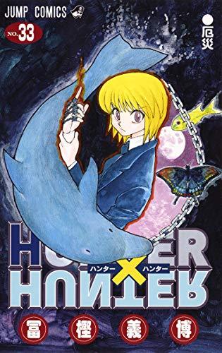 HUNTER×HUNTER 33 (ジャンプコミックス)の詳細を見る