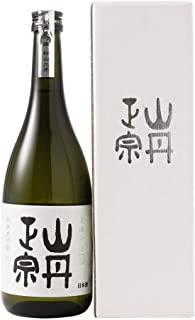 Yamatan Masamune Sake, Junmai Daiginjo, japanischer Premium-Sake, traditioneller Reiswein aus Japan 1 x 0.72 l