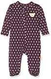 Steiff Baby - Mädchen Strampler , Rosa (HORTENSIA 7021) , 56 (Herstellergröße:56)