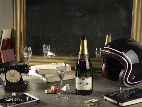 【母の日・父の日ギフトにおすすめ】【ノーベル賞晩餐会で提供された珠玉のシャンパンブランド】テタンジェブリュットレゼルヴ[スパークリング辛口フランス750ml]