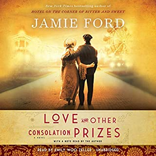 Love and Other Consolation Prizes audiobook cover art