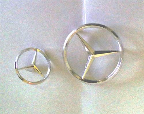 Big Bobby Car Mercedes Sterne groß und klein