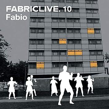 FABRICLIVE 10: Fabio (DJ Mix)