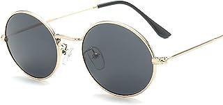 Sunglasses European and American oval sunglasses small glasses glasses